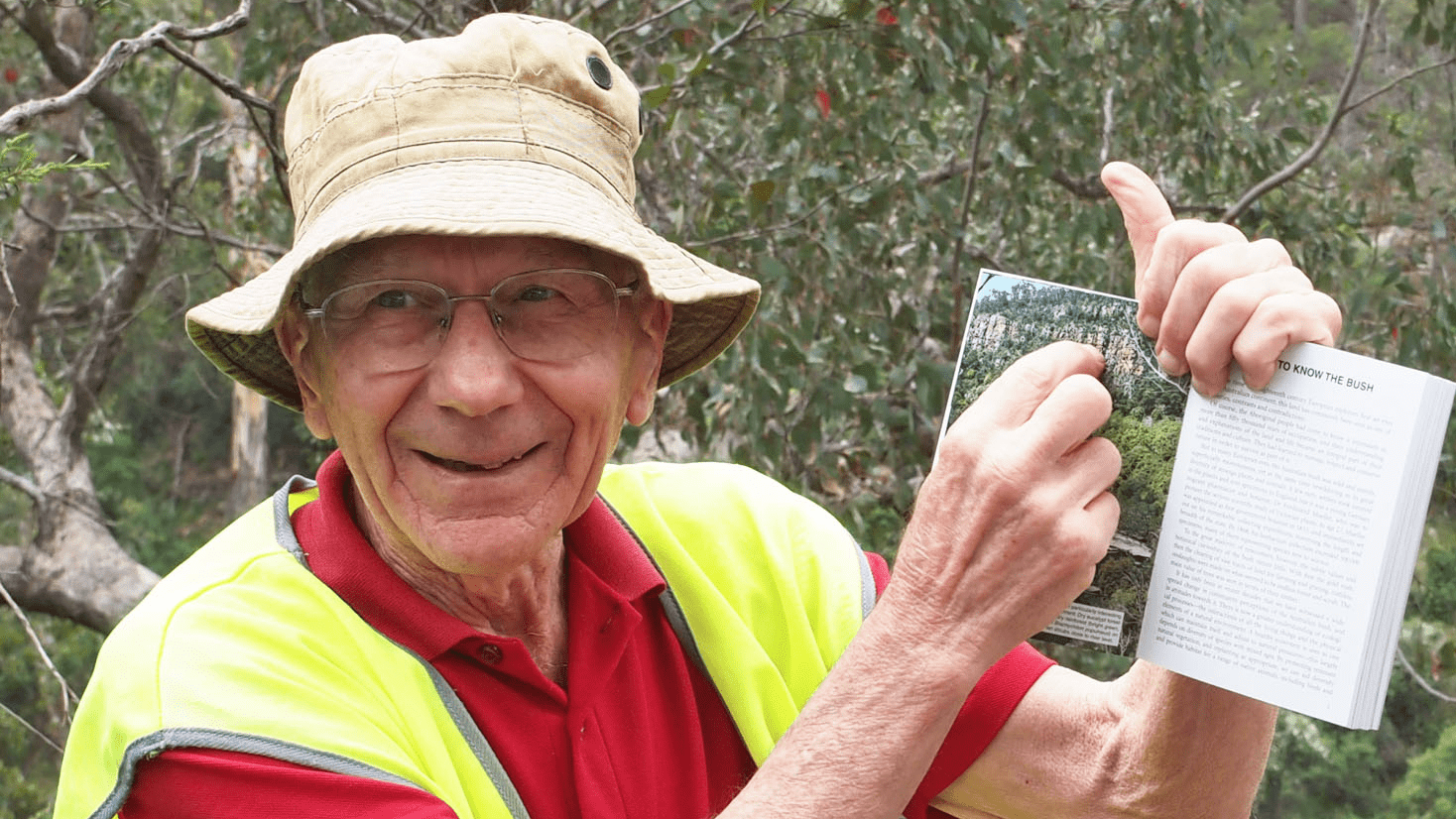 Event: Eucalypt ID With Leon Costermans