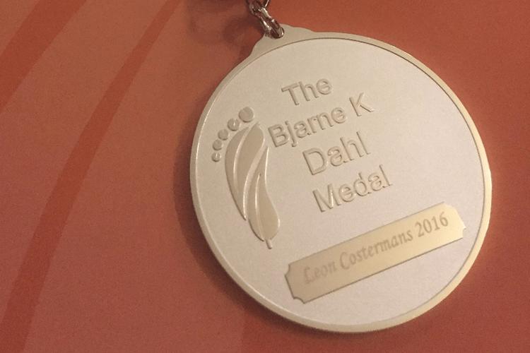 Bjarne K Dahl Medal
