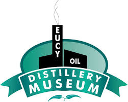 Eucy Oil Distillery Museum logo