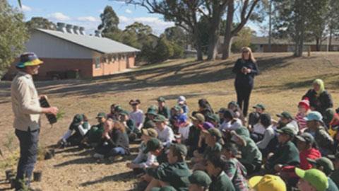 Educating the next generation: Royal Botanic Gardens Sydney