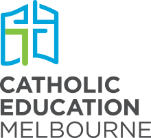 Catholic Education Melbourne logo