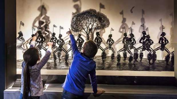 Exhibition: Weaving The Waterways