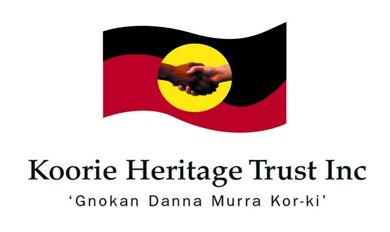 Koorie Heritage Trust logo