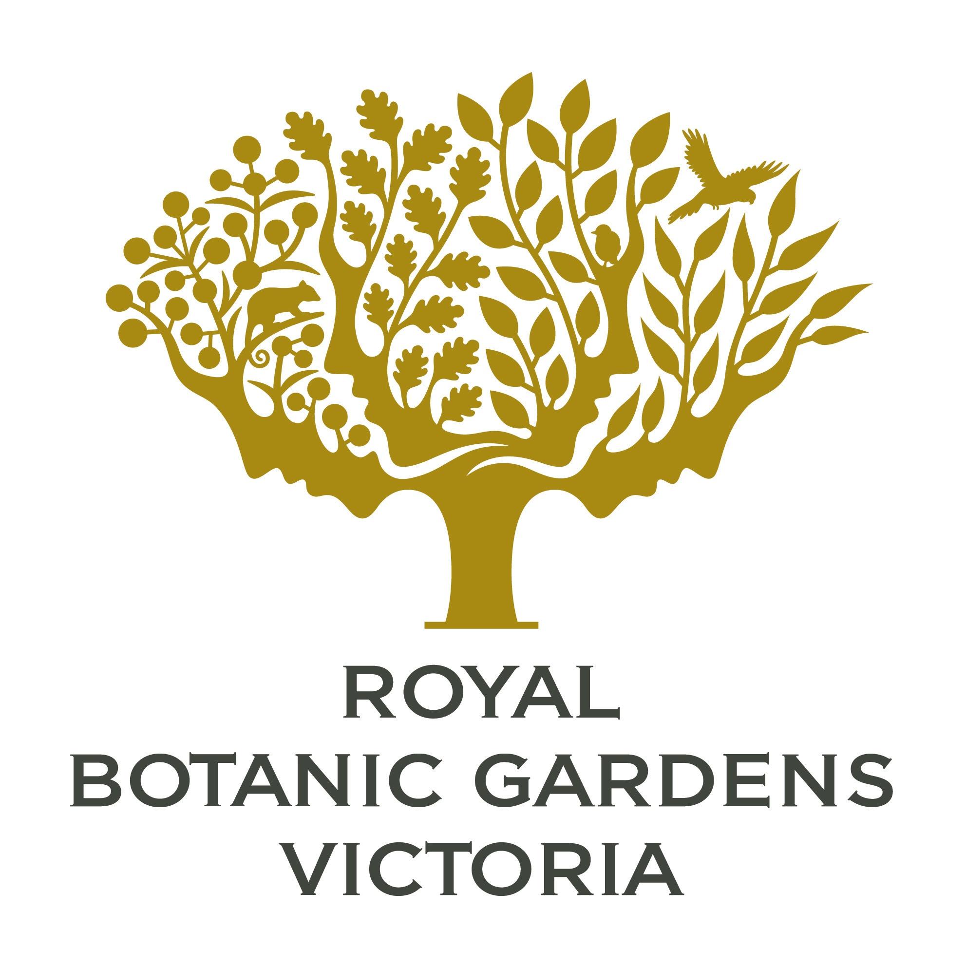 Royal Botanic Gardens Victoria logo