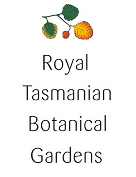 Royal Tasmanian Botanical Gardens logo