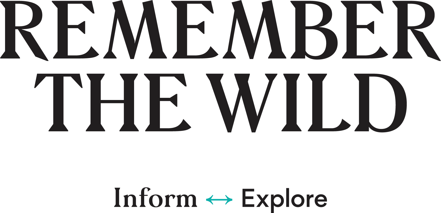 Remember the Wild logo