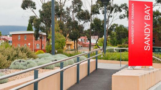 Guided walk: University of Tasmania - CANCELLED