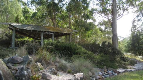 Self Guded Walk:  Tasmanian Arboretum