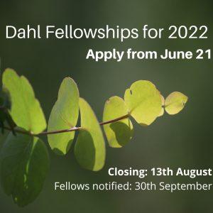 Dahl Fellowships